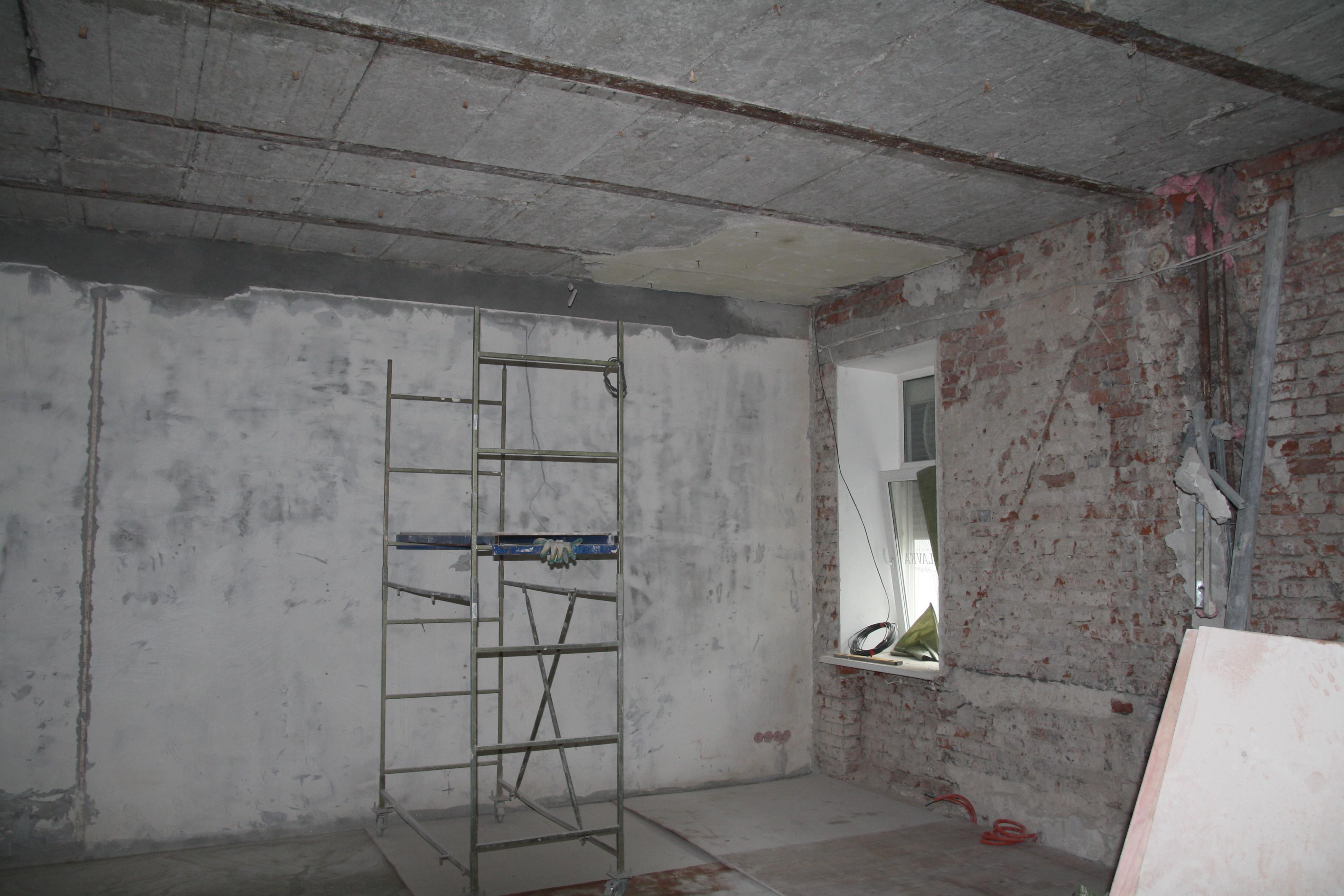 Стоимость работ ремонта отделки офисов в Москве
